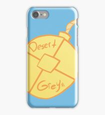 This webcomics the bomb iPhone Case/Skin
