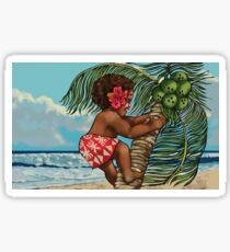 Dua Means One - Tui's Gang Fiji Sticker