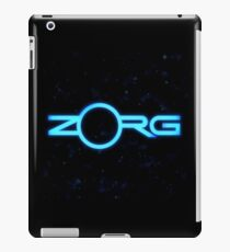 Zorg Logo from The Fifth Element iPad Case/Skin