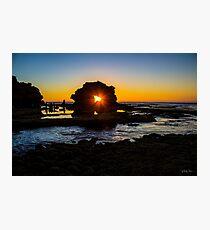 Bridgewater Bay, Blairgowrie, Mornington Peninsula, Victoria, Photographic Print