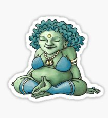 Zen na Gig Sticker