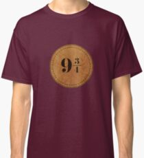 Nine and three quarters Classic T-Shirt