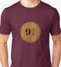 Nine and three quarters T-Shirt