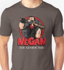 Negan The Savior Man Unisex T-Shirt