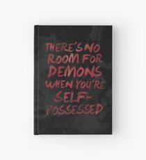 Self-Possessed - Carrie Fisher Memorial Journal Hardcover Journal
