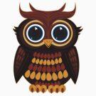Friendly Owl by Adam Santana