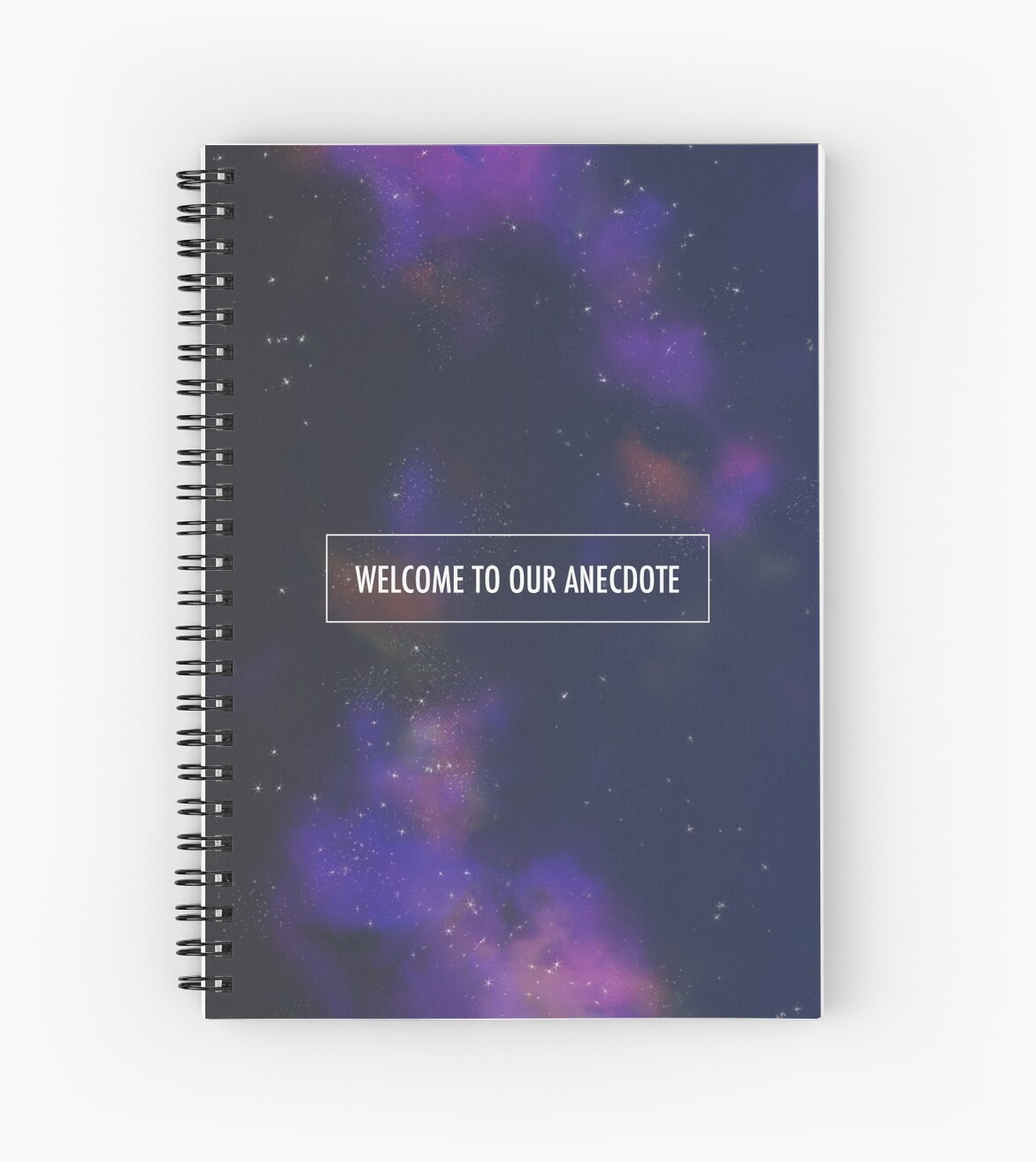 Welcome To Our Anecdote - Carrie Fisher Memorial Journal by carriediaries