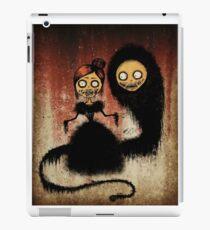 Creepy Pop Surrealism Art iPad Case/Skin