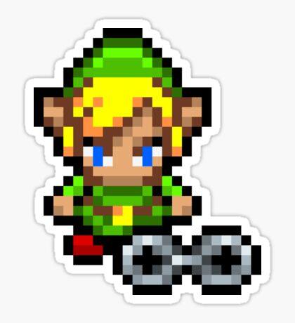 Insert Link Sticker
