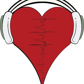 Music Is Love by daniellekenedy