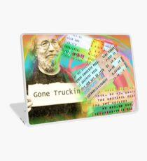 Grateful Dead - Gone Truckin' Laptop Skin
