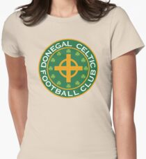Donegal Celtic Womens Fitted T-Shirt