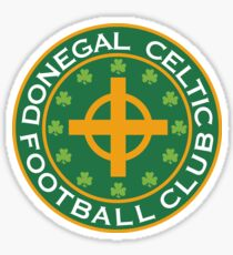 Donegal Celtic Sticker