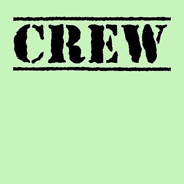 Epic Army Font Crew (Light) by darkesknight