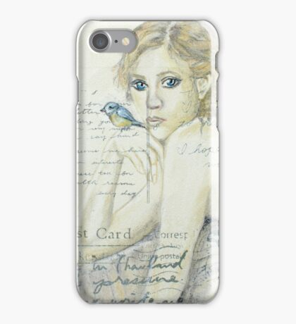 A touch of Vintage iPhone Case/Skin
