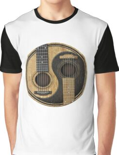 Bass Guitar T Shirt - Music Pulse, Notes, Clef, Frequency, Wave, Sound, Dance Graphic T-Shirt