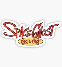 Space Ghost Sticker