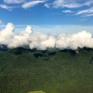 Flying into Cairns by styles