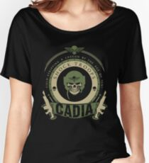 CADIA - BATTLE EDITION Women's Relaxed Fit T-Shirt