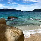 Nudie Beach, Fitzroy Island by styles