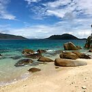 View from Fitzroy Island by styles