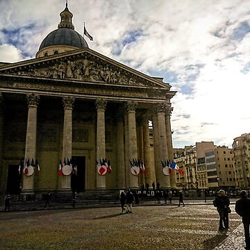 Pantheon Paris by PaulCoore