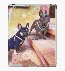 Byron & Louis Storming the Castle iPad Case/Skin