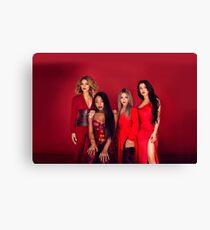 Fifth Harmony 2017!! Canvas Print