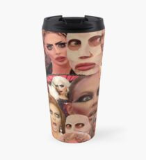 Alyssa Edwards Collage  Travel Mug