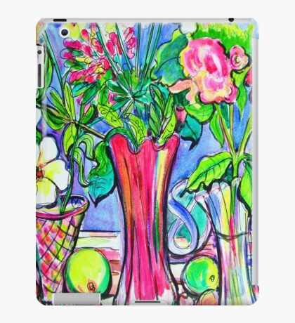 Window Still Life iPad Case/Skin
