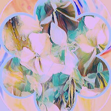 Peachy Flower by joche