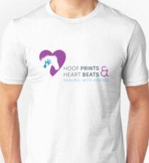 Hoof Prints and Heart Beats -- Color T-Shirt