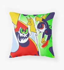 The Wrong Characters Throw Pillow