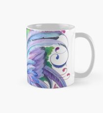 Year of the Rooster - Blue / Water Rooster   Mug