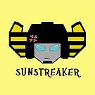 Beat the Best - Sunstreaker by sunnehshides
