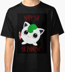 Why So Pokemon Classic T-Shirt