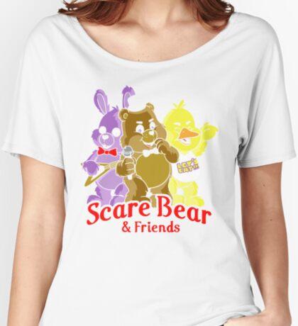 Freddy scare bear Women's Relaxed Fit T-Shirt