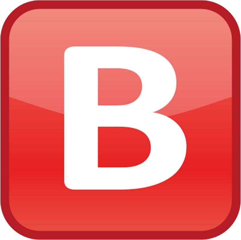 """B Emoji (What's Poppin' B)"" Stickers by GenesisApperal ..."