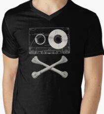 Pirate Music Men's V-Neck T-Shirt