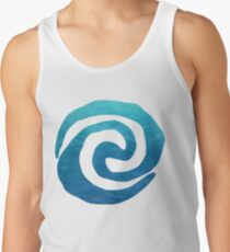 Ocean Spiral Tank Top