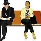 Subway Riders by ambriente