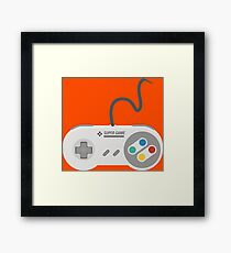 Gamepad Framed Print