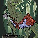 Lumber-Rex by Megan Dvorak
