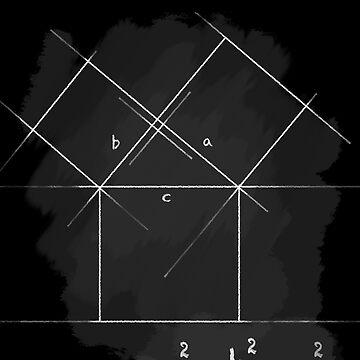 Pythagorean Theorem by GroovyGecko