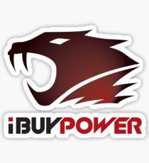 IBuyPower  Sticker