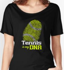 Tennis is in my DNA T-Shirt Women's Relaxed Fit T-Shirt