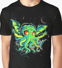 Monster Octo Graphic T-Shirt