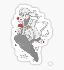 Mystic Messenger Zen Sticker