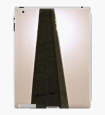 Shard Silhouette iPad Case/Skin