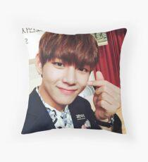 Taehyung Throw Pillow